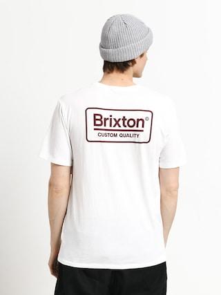 Triu010dko Brixton Palmer Prem (white/burgundy)