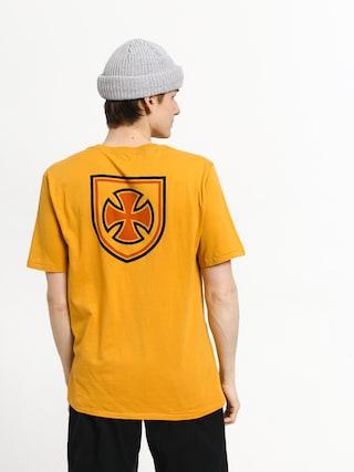 Tričko Brixton Hedge Prt (yellow)