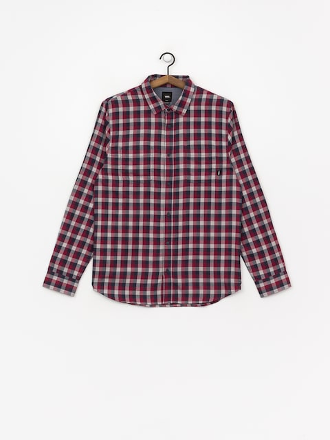 Košeľa Vans Alameda II (rhumba red/dress blues)
