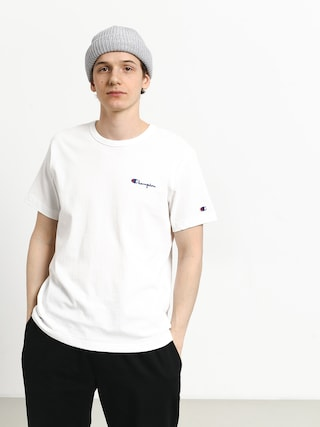 Tričko Champion Premium Reverse Weave Left Chest Logo (wht)