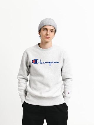 Mikina Champion Premium Reverse Weave Big Logo Crewneck (loxgm)