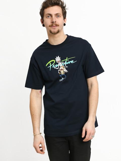 Tričko Primitive Nuevo Rnm Skate (navy)