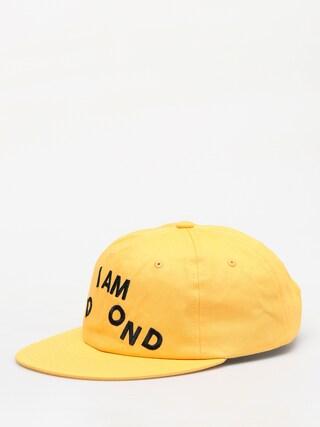 u0160iltovka Diamond Supply Co. I Am Unstructur ZD (yellow)
