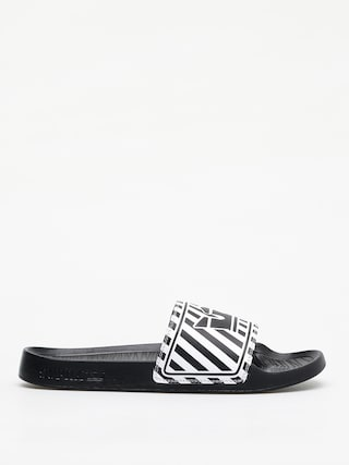 u0160u013eapky Supra Lockup (black/white stripe)