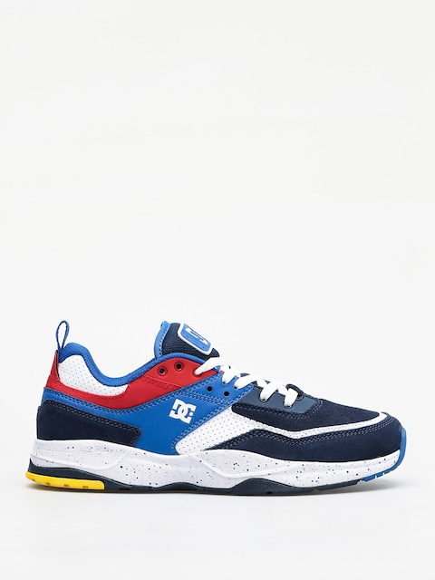 Topánky DC E Tribeka Se (black/blue/red)