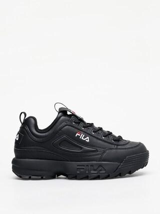 Topu00e1nky Fila Disruptor Low (black/black)