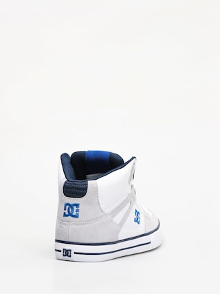 Topánky DC Pure Ht Wc (white/blue)