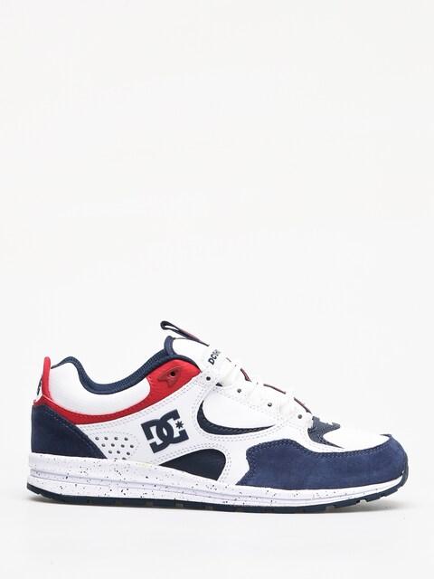 Topánky DC Kalis Lite Se (white/red/blue)
