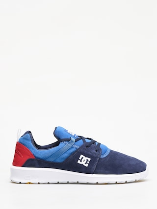 Topánky DC Heathrow Se (navy/red)