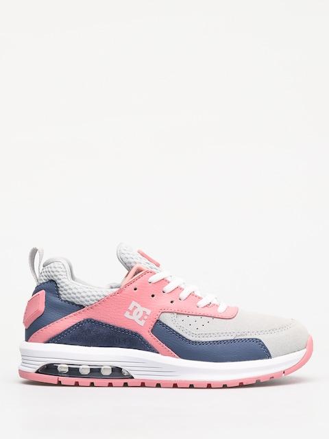 Topánky DC Vandium SE Wmn (grey/pink)