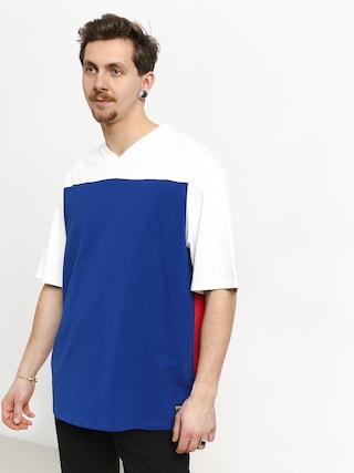 Tričko Supra All City Team Jersey (white/blue/red)