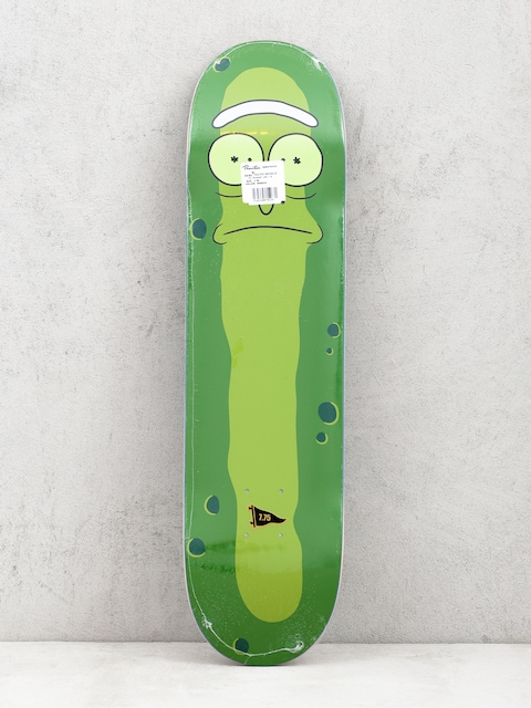 Doska Primitive Pickle Rick Team (green)