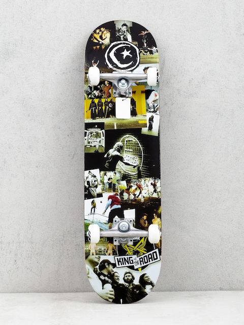 Skateboard Foundation Star And Moon Kotr (multi)