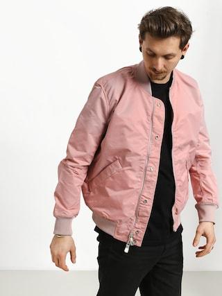Bunda Diamond Supply Co. Panelled Bomber (pink)