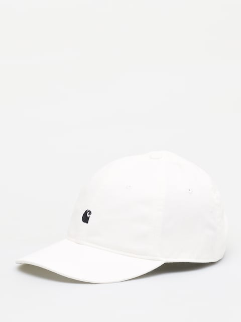 Šiltovka Carhartt WIP Madison Logo ZD (white/dark navy)