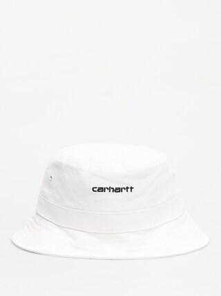 Klobu00fak Carhartt WIP Script (white/black)