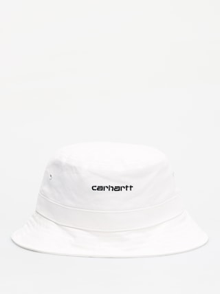 Klobúk Carhartt WIP Script (white/black)