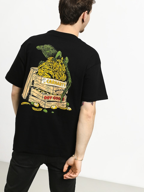 Tričko Carhartt WIP Bad Cargo (black)