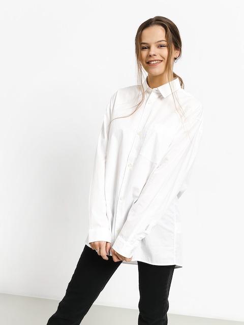 Košeľa Carhartt WIP Liv Wmn (white)
