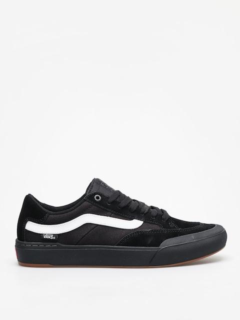 Topánky Vans Berle Pro (black/black/white)