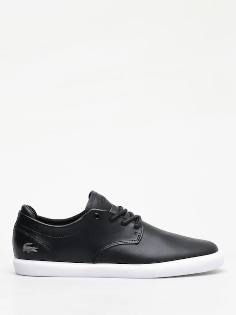 Topánky Lacoste Esparre Bl 1 (black/white)