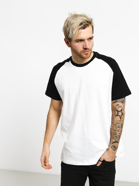 Tričko Element Basic Raglan (black)
