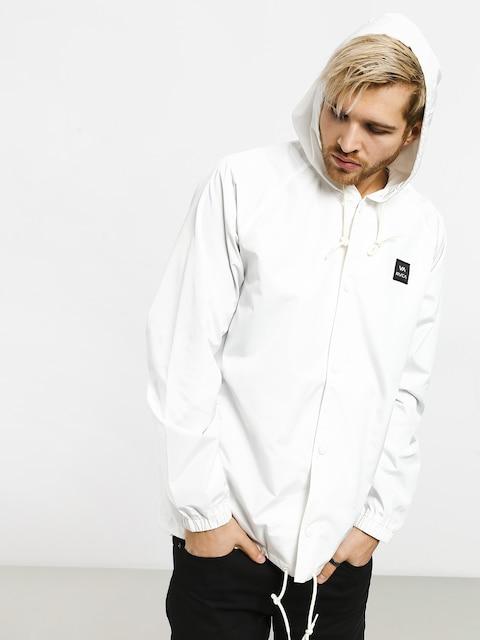 Bunda RVCA Va Hood Coach Jacket (antique white)