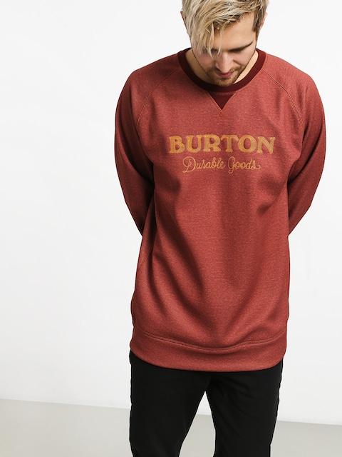 Termomikina  Burton Crown Bndd Crew (sparrow heather)