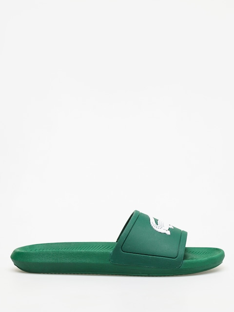 Papuče Lacoste Croco Slide 119 1 (green/white)