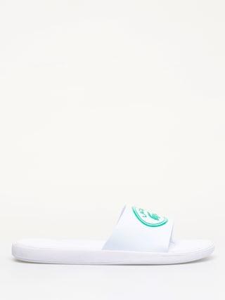 u0160u013eapky Lacoste L.30 Slide 119 3 (white/green)