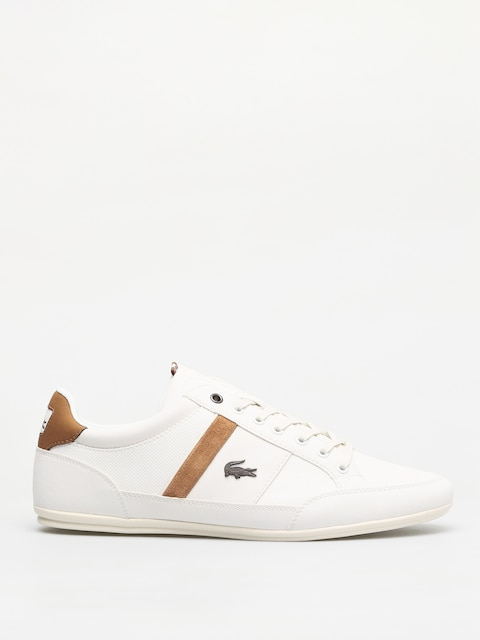 Topánky Lacoste Chaymon 119 5 (off white/light brown)