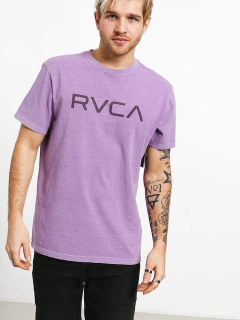 Tričko RVCA Big Rvca (lavender)