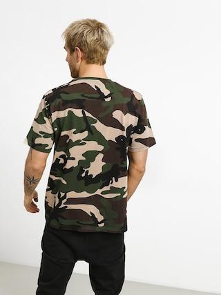 Tričko Dickies Horseshoe (camouflage)