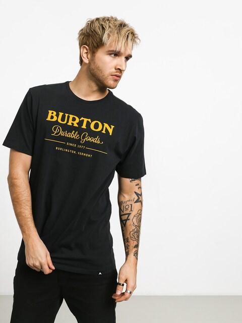 Tričko Burton Durable Gds (true black)