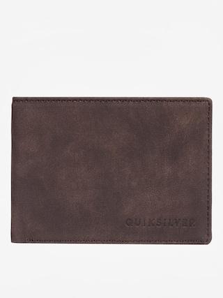 Peňaženka Quiksilver Slim Vintage (chocolate)