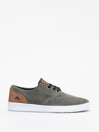 Topu00e1nky Emerica The Romero Laced (olive/tan)