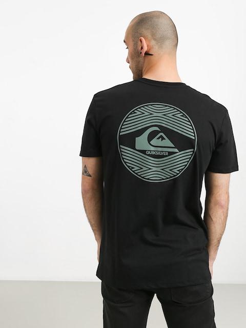 Tričko Quiksilver Razorsedge (black)