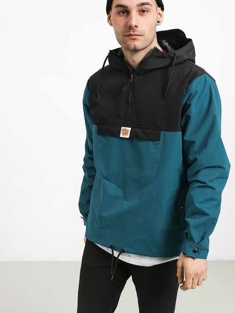 Bunda Turbokolor Freitag (black/mint)