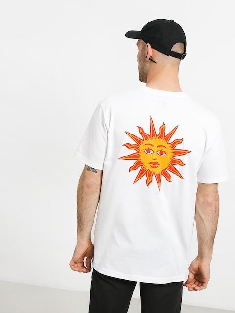 Tričko Turbokolor Sunshine (white)