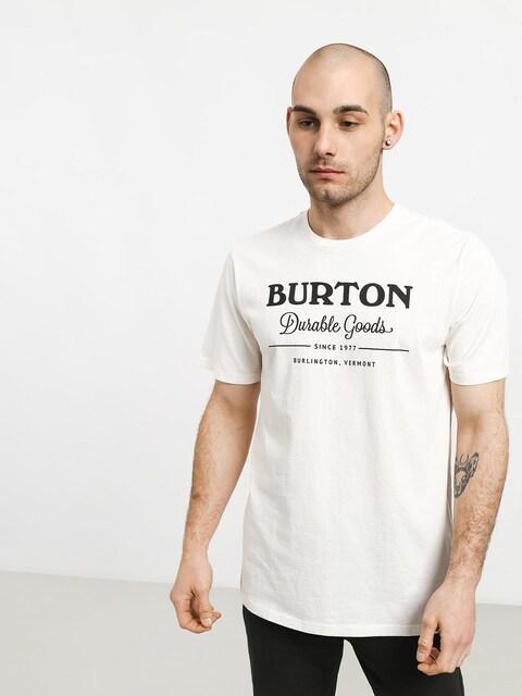 Tričko Burton Durable Gds (stout white)
