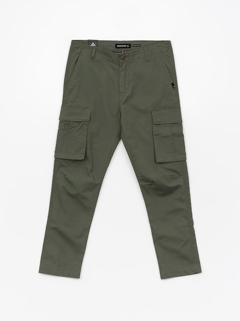 Nohavice Quiksilver Free Mantle (thyme)