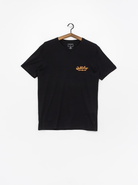 Tričko Quiksilver Kustom Shapes (black)