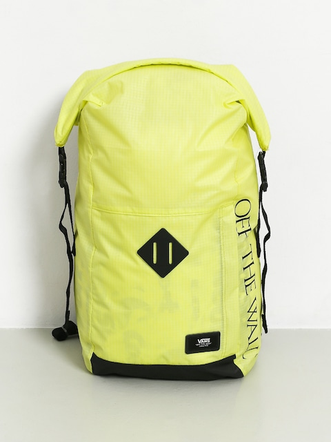 Batoh Vans Fend Roll Top (sunny lime)