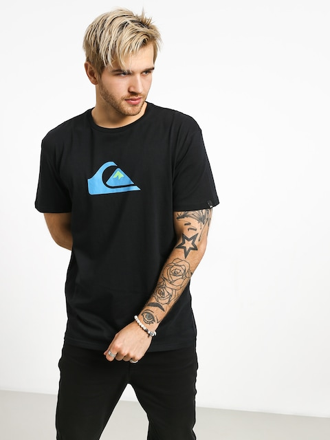 Tričko Quiksilver M And W (black)