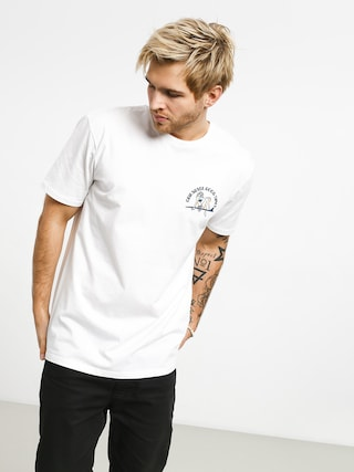 Tričko Quiksilver Kid Atypical (white)