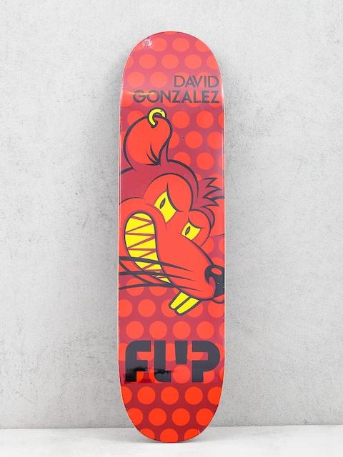 Doska Flip Gonzalez Popdots (red)