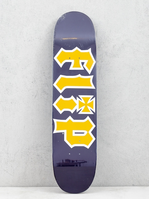 Doska Flip Team HKD (navy/yellow)