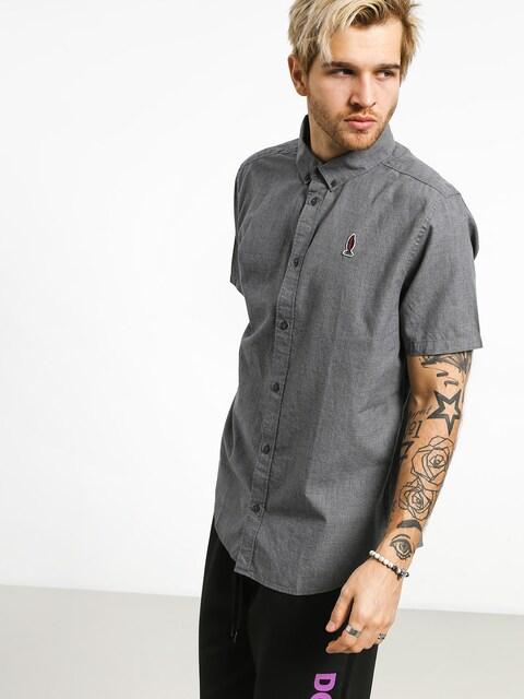 Košeľa RVCA Anp Twist (black)