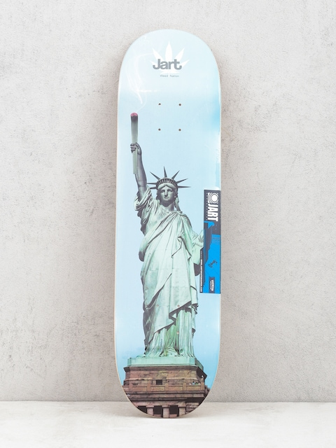 Doska Jart Weed Nation Liberty (light blue)
