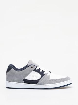 Topánky Es Accel Slim (grey/white/navy)